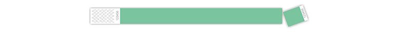 AQUA színű tőszelvényes karszalag